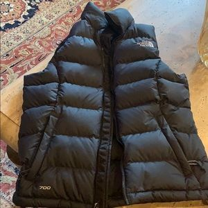 Fabulous north face vest perfect condition